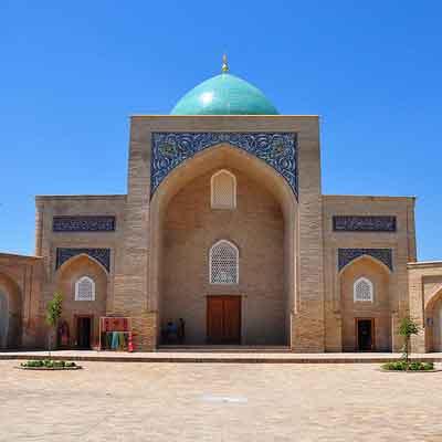 tashkent-sights-historic-khastimam-visiit