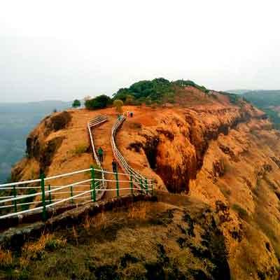 Rosamund Rock Mahabaleshwar