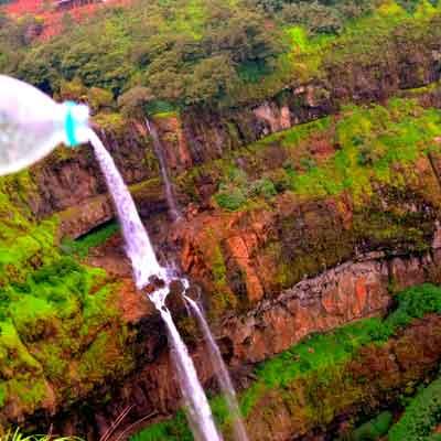 Dhobi Waterfall Mahabaleshwar