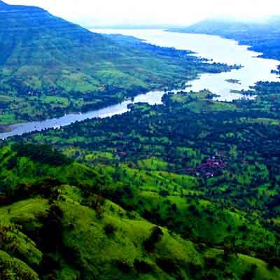 Falk Land Point Mahabaleshwar