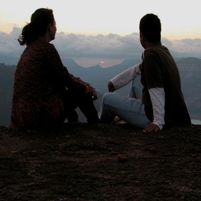Bombay Point Honeymoon Couple