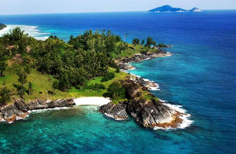 Seychelles Mahe Beach