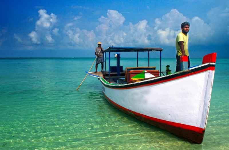 Lakshadweep Boat