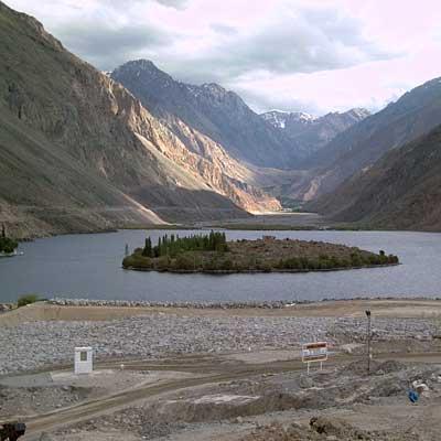 Sadpara Lake