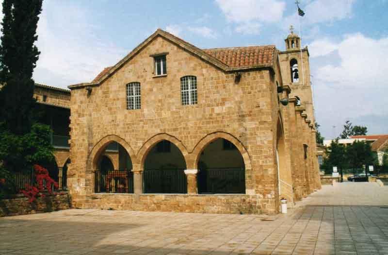 Cathedral Nicosia