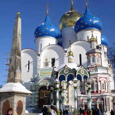 Trinity Lavra Of St Sergius