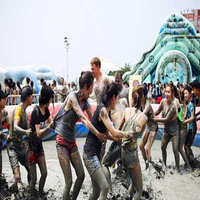 Beach Mud Plaza