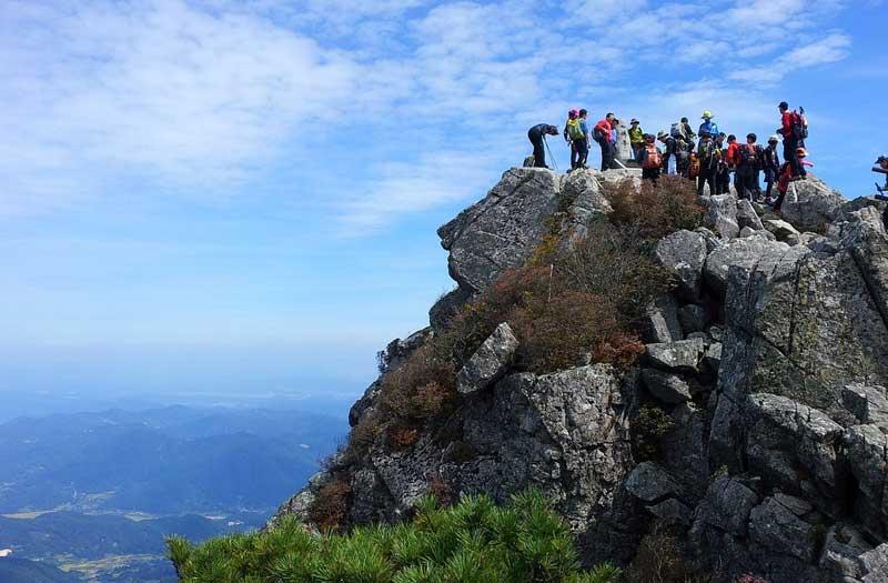 Mt Gangcheon
