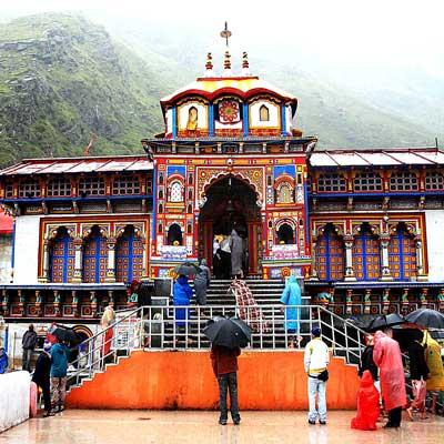 Prati Badri Kedarnath Temple